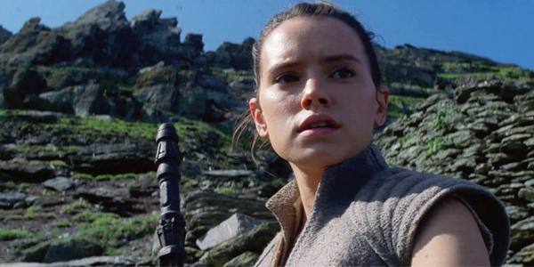 Rey Star Wars Daisy Ridley