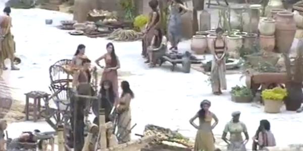 Wonder Woman: le riprese sul set a Matera in un nuovo video!