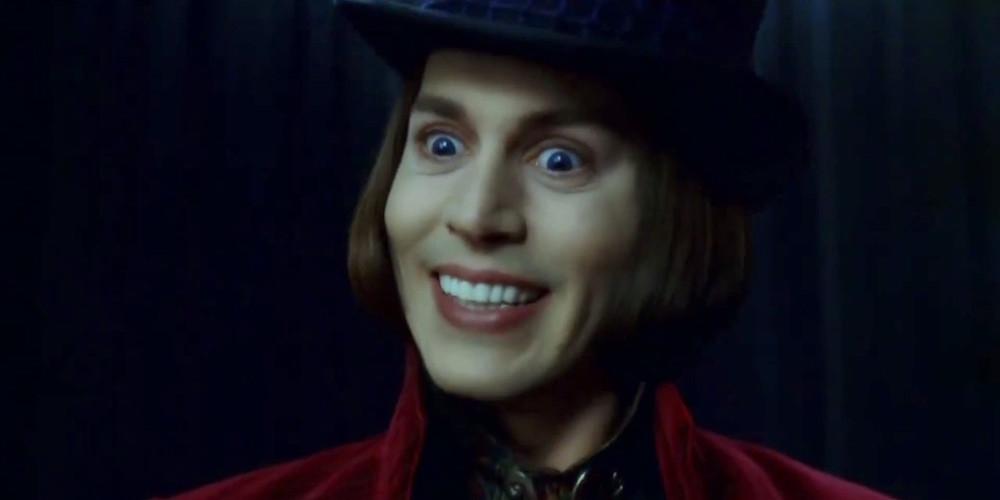 La Fabbrica di Cioccolato (2005) di Tim Burton