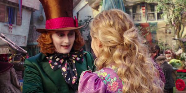 Alice attraverso lo specchio la prima clip in italiano - Alice attraverso lo specchio kickass ...