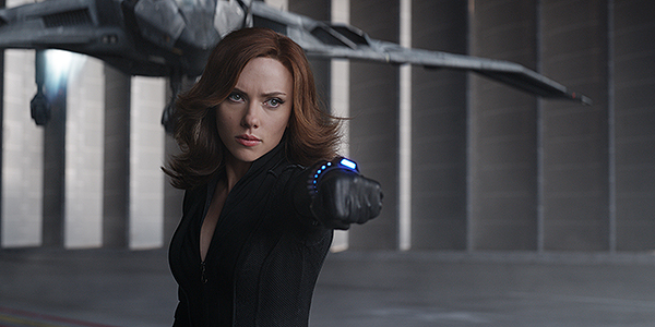 Scarlett Johansson Vedova Nera