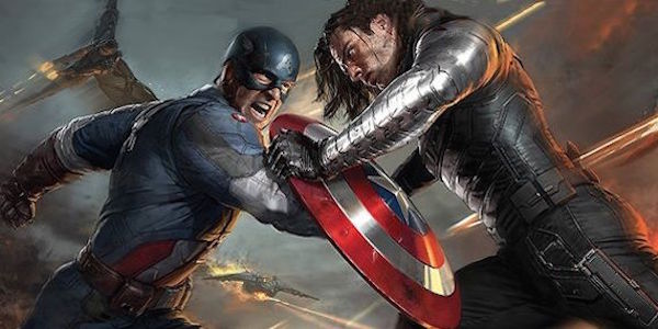Captain America Winter Soldier Bucky