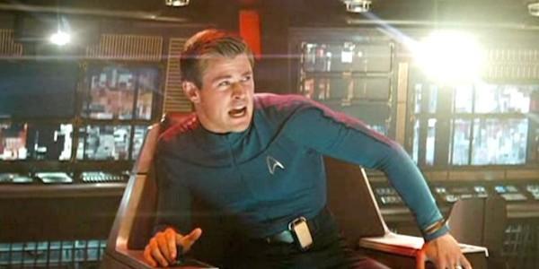 Chris Hemsworth Star Trek 4