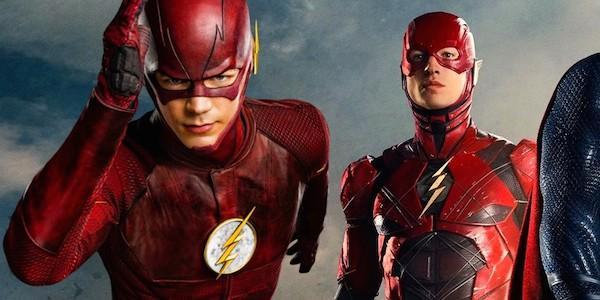 Flash costume differenze Justice League