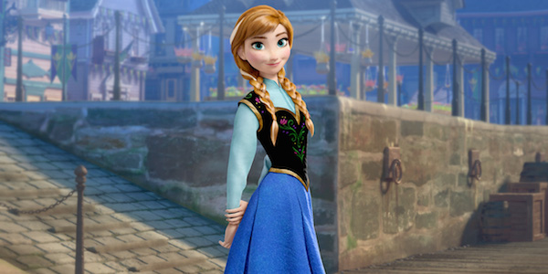 Ann Frozen