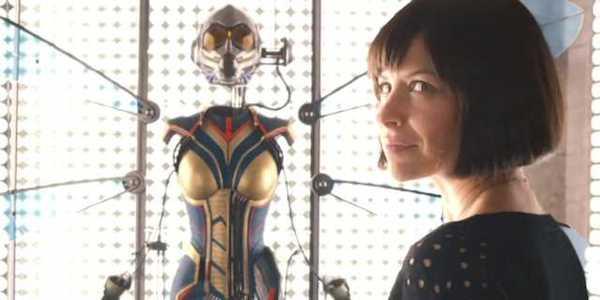 Ant-Man Evangeline Lilly