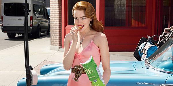 Emma Stone: Ecco Il Photoshoot Per Il Vogue Magazine