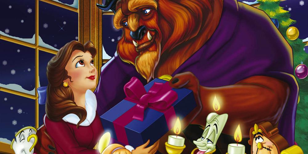 15 La Bella E La Bestia Un Magico Natale