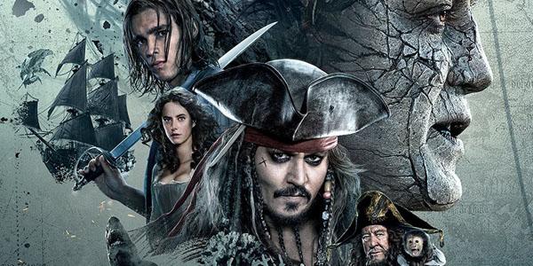 Risultati immagini per pirati dei caraibi la vendetta di salazar poster