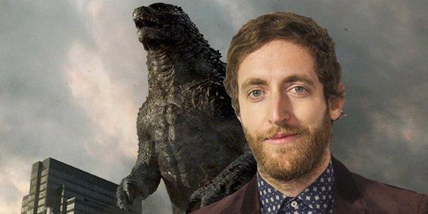 Thomas Middleditch Godzilla