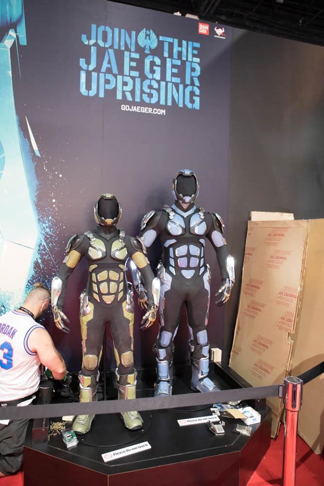 Pacific Rim Uprising - San Diego Comic-Con 2017