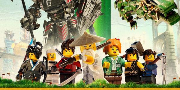 Lego ninjago il film ecco nuovo trailer italiano