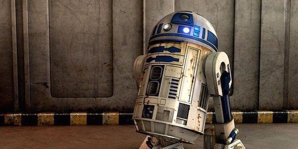 R2D2 Star Wars