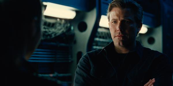 Justice League Ben Affleck