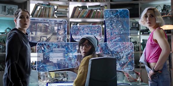 Seven Sisters: Ecco il poster italiano dello sci-fi con protagonista Noomi Rapace