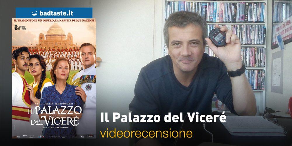 Il Palazzo dei Viceré, la videorecensione e il podcast