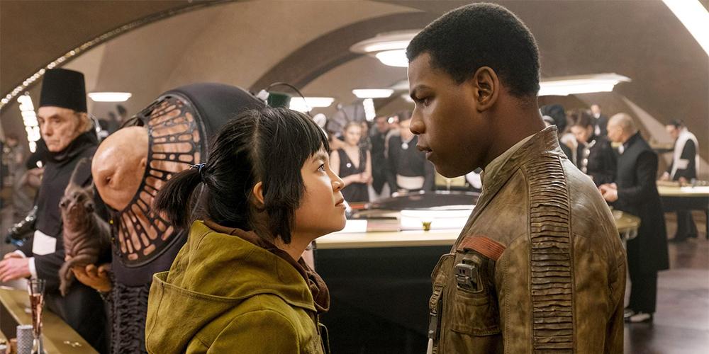 Star Wars Finn Rose