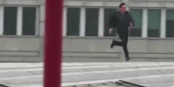 Mission: Impossible 6, Tom Cruise nuovamente in azione su un ponte a Londra!
