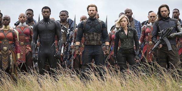 avengers infinity war banner