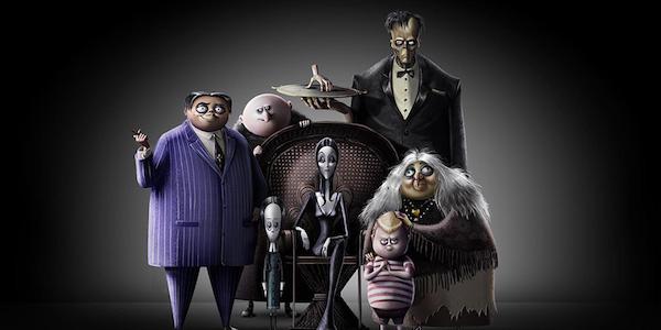 Famiglia Addams 2019