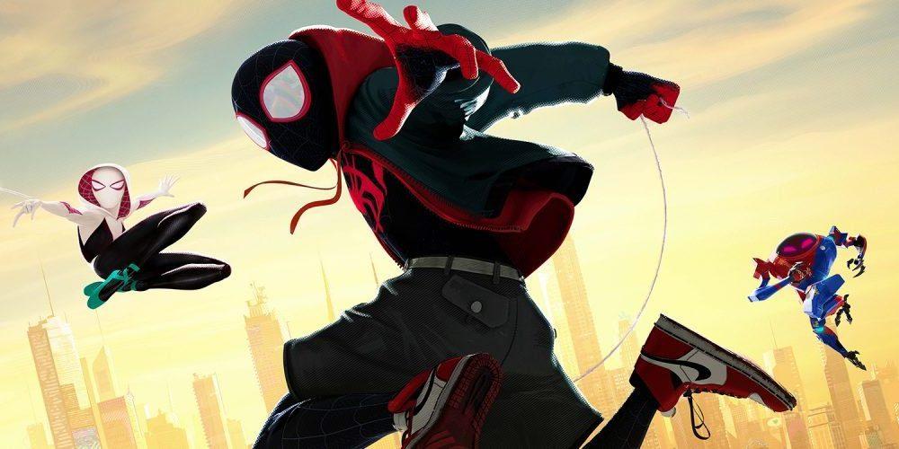 spider-man nuovo universo