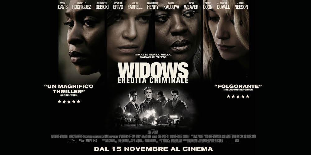 widows banner