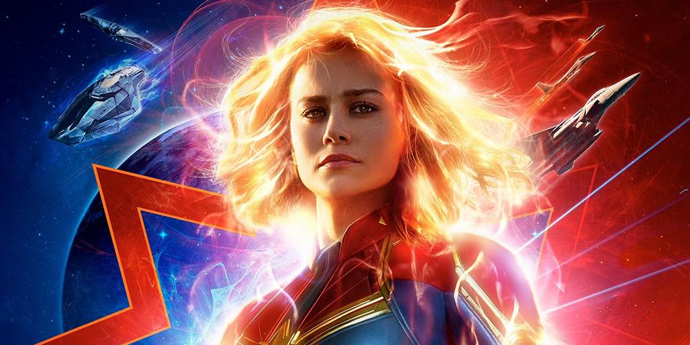 Captain Marvel (8/3/2019)