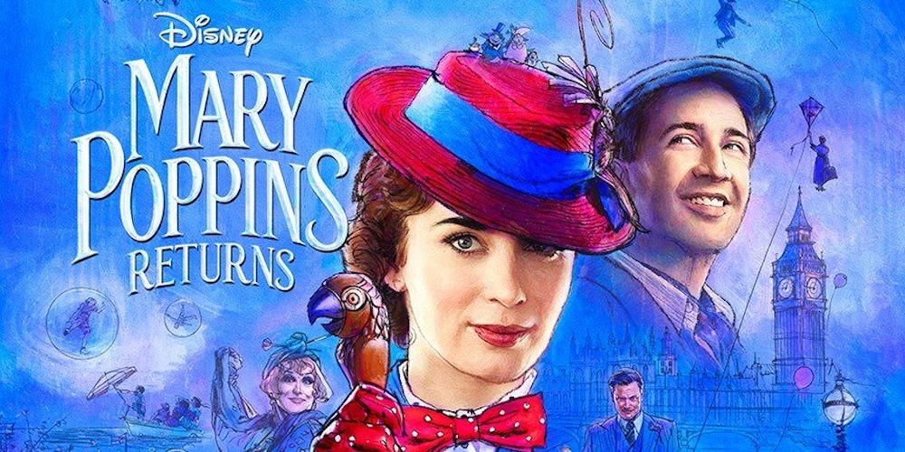 Il ritorno di mary poppins slide