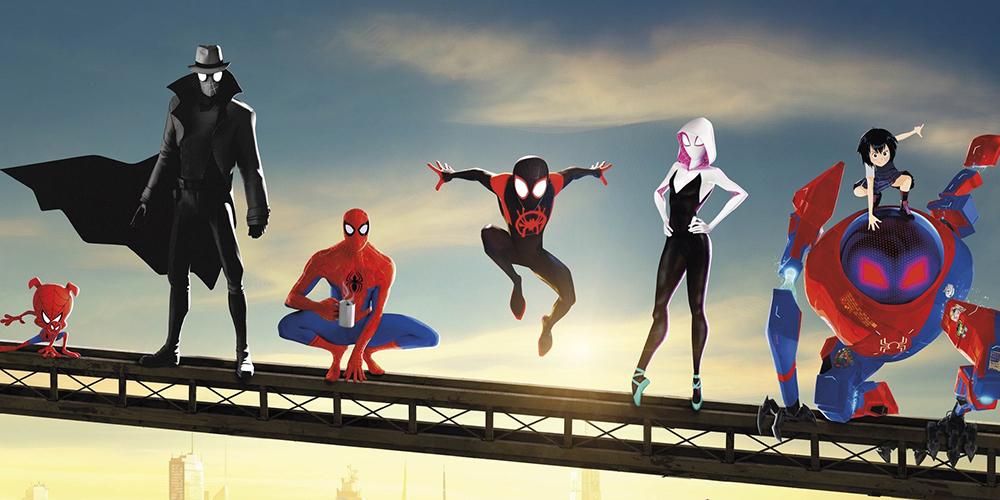 """spider man 768x384 - Anche """"Spider-Man - Un nuovo universo"""" prende ispirazione dall'animazione Giapponese"""