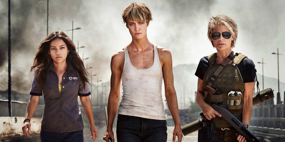 Untitled Terminator Sequel (1/11/2019)