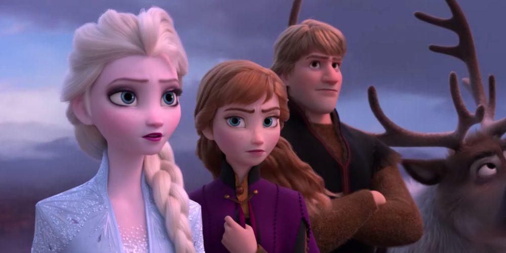 Frozen il cartoon disney con le principesse elsa e anna torna in