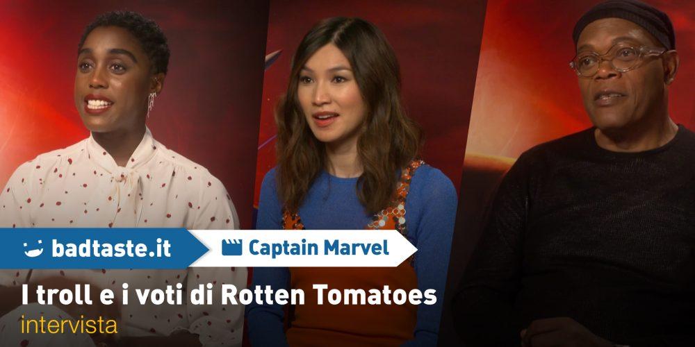 EXCL - Captain Marvel, il cast e i registi sui troll e i