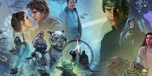 star wars murale