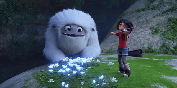 Il piccolo yeti ecco il trailer italiano del film animato diretto