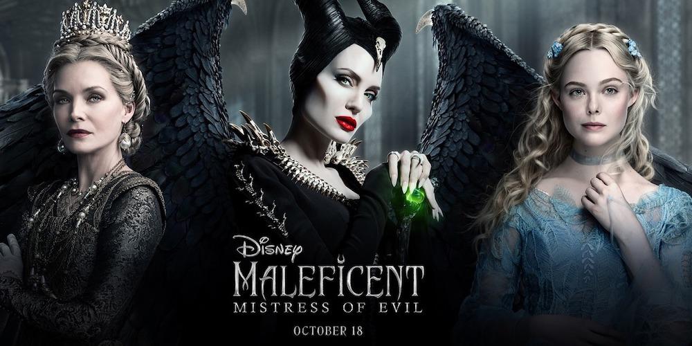 maleficent banner