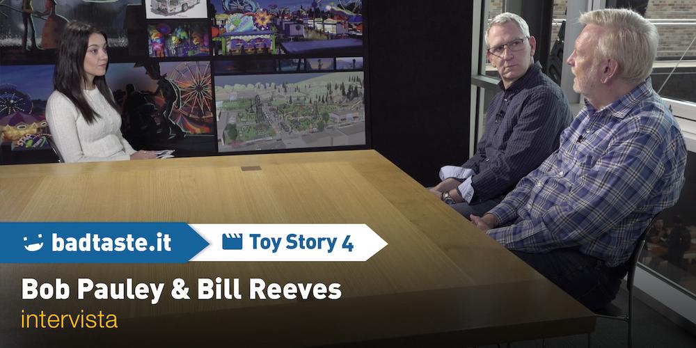 toy story 4 intervista