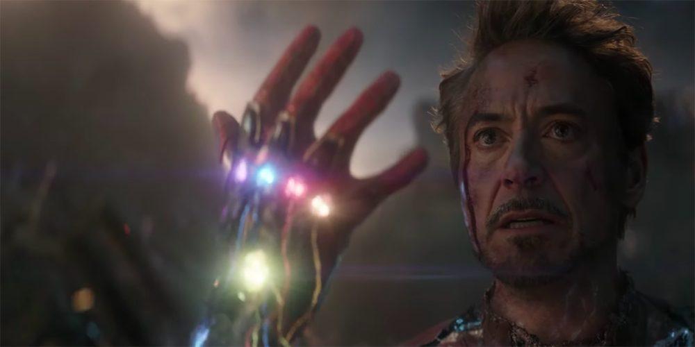 Avengers: Endgame robert downey