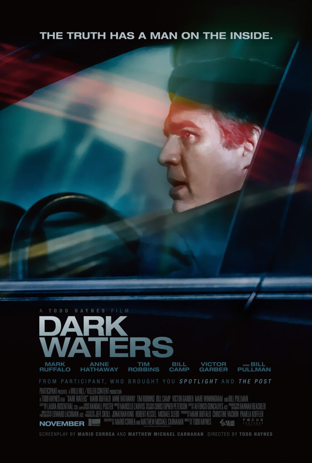 trailer dark waters