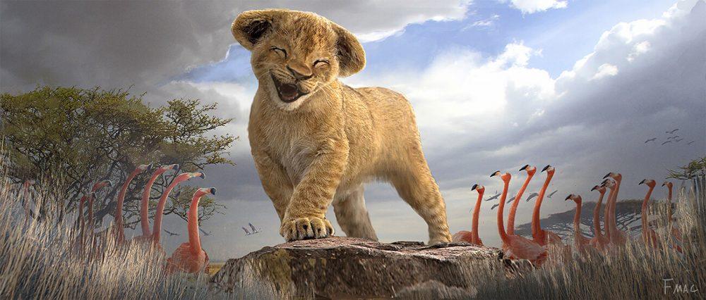 datazione trionfo tigre cucciolo