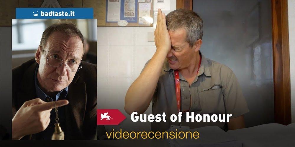 guest of honour videorecensione