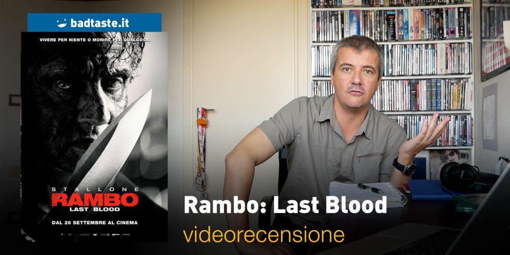 rambo last blood videorecensione