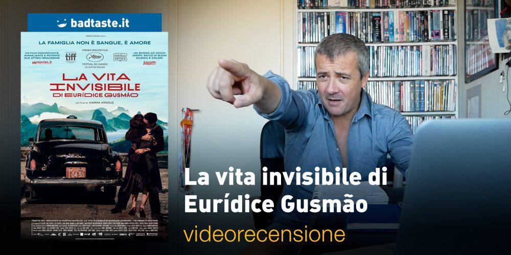 videorecensione La vita invisibile di Eurídice Gusmão
