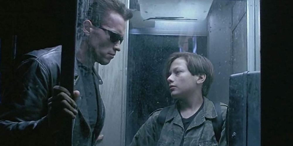 Edward Furlong Terminator