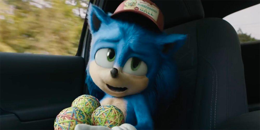 Sonic - Il Film JIm Carrey