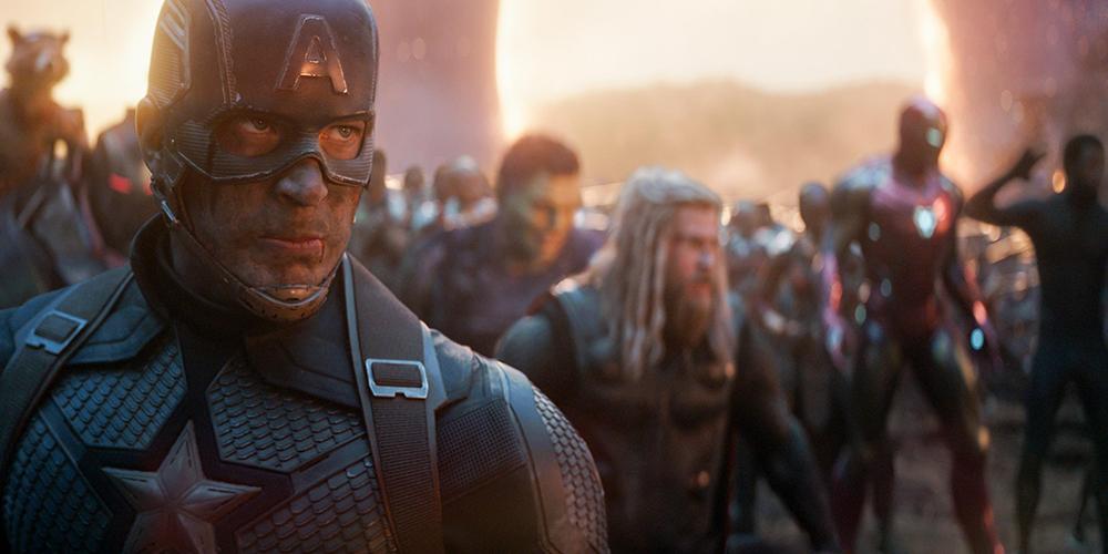 avengers: endgame google