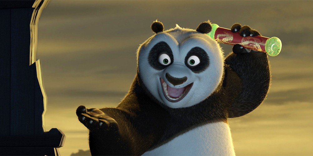 kung fu panda curiosità