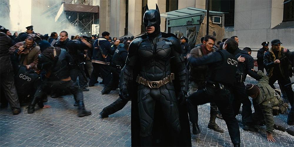 batman spiderman cavaliere oscuro