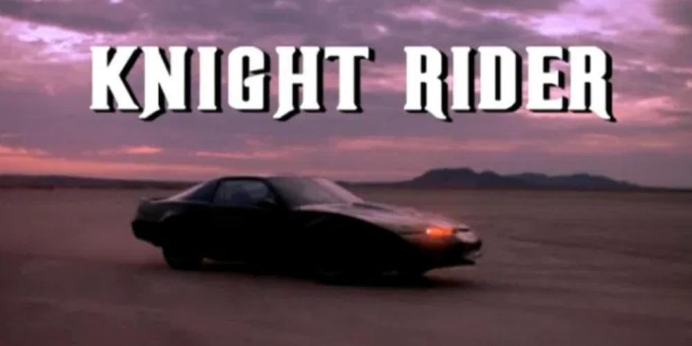 knight rider il film di supercar