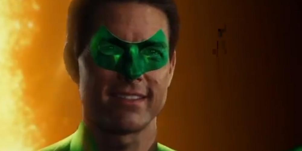 tom cruise nella reynolds cut di lanterna verde