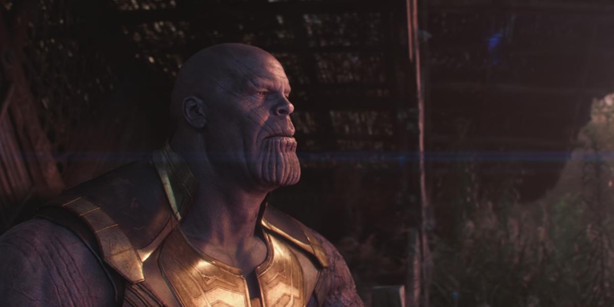 Kevin Feige Thanos Avengers